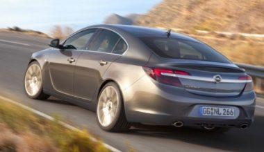 Yeni Opel Insignia ne zaman çıkacak fiyatı ne?
