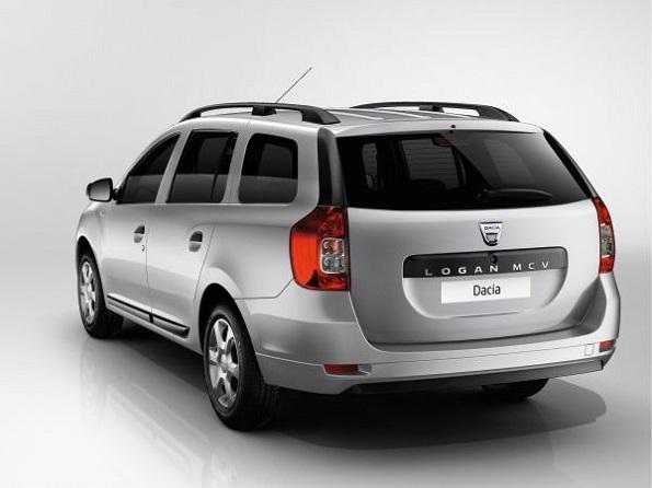 Dacia Logan MCV İncelemesi
