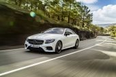2017 Model Mercedes Benz E Class Coupe İncelemesi