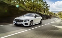 Mercedes Benz E Class Coupe İncelemesi