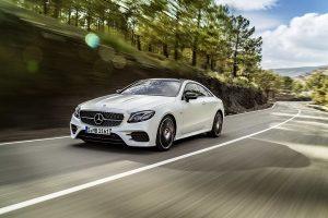 Mercedes Benz E Class Coupe İncelemesi