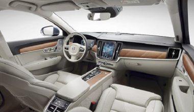 Volvo S90 D5 İncelemesi Özellikleri