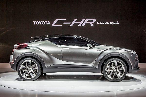 Hibrit Otomobil Toyota C-HR İncelemesi