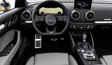2017 Audi A3 Tanıtım Değerlendirme