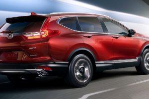 2017 Yeni Honda CR-V Motor Seçenekleri Kesinleşti