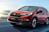 Honda CR-V İnceleme-Tanıtım-Analiz