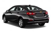 Chevrolet Cruze Tanıtım İnceleme