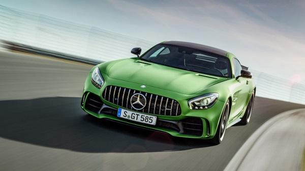 Mercedes AMG İncelemesi Fiyatı Yorumlar