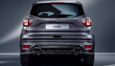 2017 Ford Kuga özellikleri ve fiyatı belli oldu