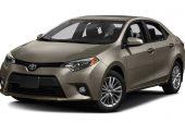 Toyota Corolla Özellikleri Fiyatı Yorumu İncelemesi