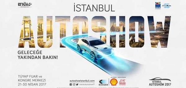 2017 İstanbul Autoshow'a büyük darbe!