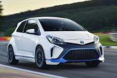 2017 Toyota Yaris ortaya çıktı