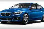 BMW 1 serisi sedan versiyonlarıyla geliyor!