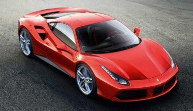 Ferrari'nin En İyi Yol Arabası: 488 GTB