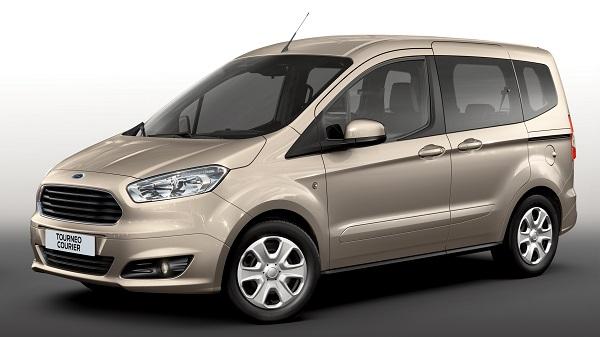 Ford Tourneo Courier İncelemesi Yorumu Fiyatı Özellikleri