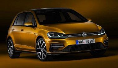 2017 Yeni Volkswagen Golf7 ne zaman çıkacak