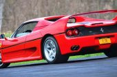 Büyüleyen Ferrari F50