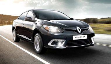 Renault Fluence İncelemesi Özellikleri Fiyatı