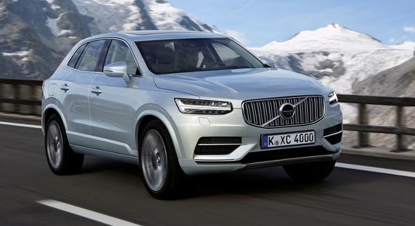 Yeni Volvo XC60'ı Yakından Tanıyalım