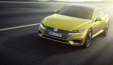 İşte Volkswagen Arteon Türkiye Fiyatı