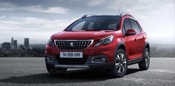 Yeni Peugeot 2008'i Keşfedin