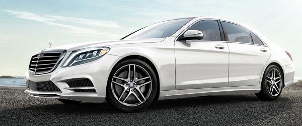 Mercedes konforunun s rr aktif g vde kontrol ara ncele for Mercedes benz s500 2017