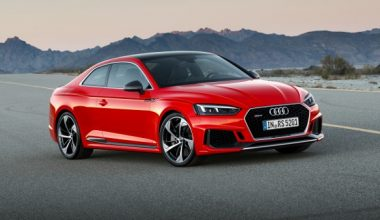 Audi RS5'i yakından tanıyalım