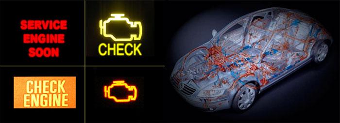 Motor Arıza Lambasının Yanma Sebepleri