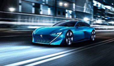 Yeni Kasa Peugeot 508 2018'de Geliyor