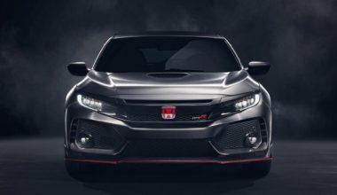 320 beygirlik 2018 Honda Type R ile tanışın