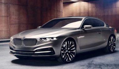 BMW 8 Serisi Geri Dönüyor