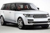 2018 Range Rover Velar Görücüye Çıktı
