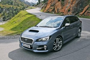 Subaru Levorg Profil