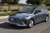 """Hyundai'in İlk Hibrit Modeli """"Ioniq"""""""