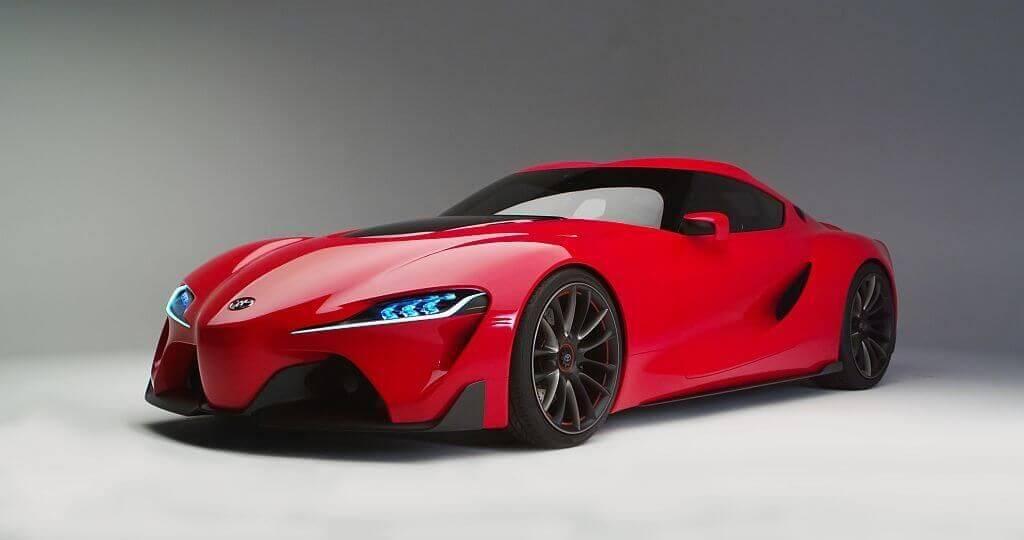 2018 Toyota Supra >> 2018 Toyota Supra Arac Incele