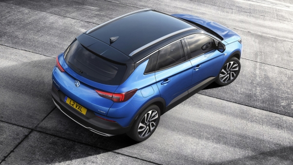 Opel Grandland X SUV Görücüye Çıktı