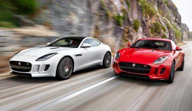 Jaguar F-Type 2.0 lt Motor Seçeneğine Kavuştu