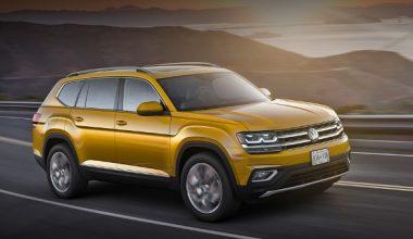 VW'den ABD'ye Özel SUV: Volkswagen Atlas
