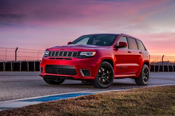 2017/2018 En Hızlı SUV Modelleri
