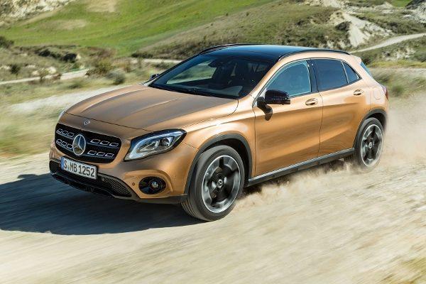 Yeni Kasa 2017 Mercedes GLA İncelemesi