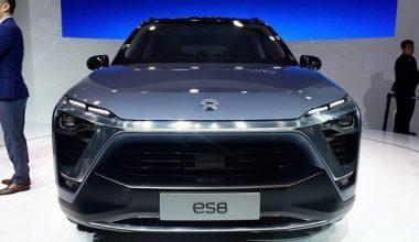 Çinli Süper SUV NIO ES8 ile Tanışın