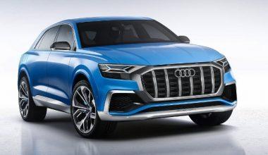 Audi Q8 SUV Özellikleri, Fiyatı