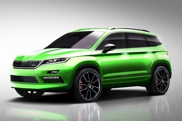Skoda 2019'da Yeni Küçük SUV Modelini Piyasaya Sürecek