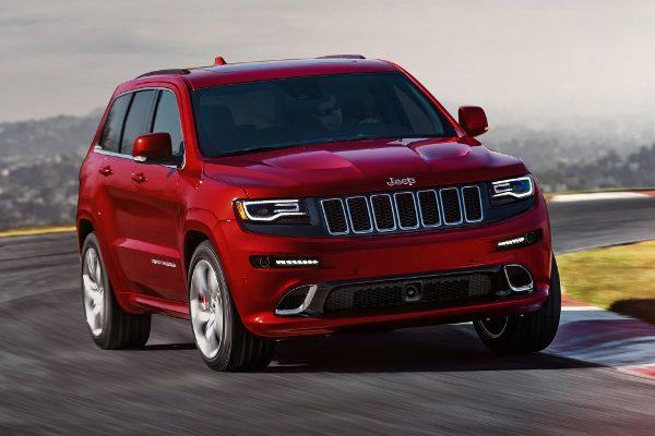 En Seri SUV: Jeep Grand Cherokee Trackhawk
