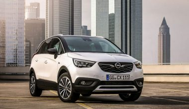 Yeni Opel Crossland X Fiyatı Belli Oldu