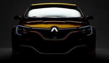 2017 Renault Megane RS İddialı Geliyor