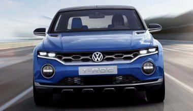 VW T-Roc, R Rozetiyle Satılacak ilk SUV Olabilir