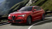 Nurburgring Rekoru Alfa Romeo Stelvio Quadrifoglio'da