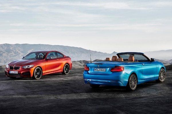 Makyajlı BMW 2 Serisi Coupe ve Cabrio Tanıtıldı