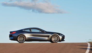 BMW 8 Serisi Konsept Tanıtıldı